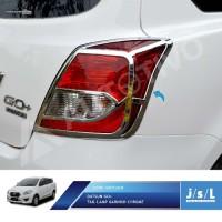 Datsun Go+ Garnish Lampu Belakang JSL / Tail Lamp Garnish Chrome