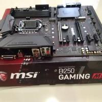 Jual Motherboard MSI B250 GAMING M3