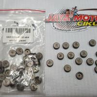 Sim Klep /sim valve ukuran 4,5mm Kawahara