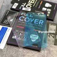 Hikaru Full Cover Galaxy Note FE Note 7 Anti Gores Screen Guard Clear