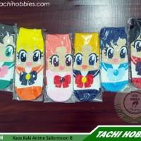 Kaos Kaki Anime Cosplay Sailormoon B