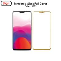 Vivo V9 Tempered Glass 3D Full Cover Full Cover