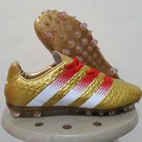 sepatu bola adidas ace 2016 gold fg replika impor