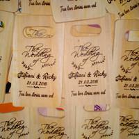 souvenir pernikahan telenan kotak
