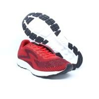Sepatu Running Specs Overdrive Red (original)
