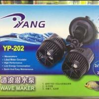 Aquarium aquascape laut wave maker YANG YP 202