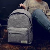 Backpack Pria Wanita  Tas Kuliah Sekolah kanvas  Tas ransel Canvas A5