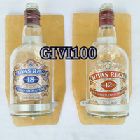 Botol tabung oli samping variasi chivas regal rx king
