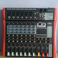 MIXER TUM M-800 AUDIO MIXER