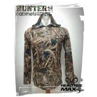 BAJU CAMO REALTREE MAX 5 -mossy oak -loreng -baju kamuflase