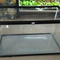 Aquarium Fiber Glass GEX 60cm Khusus Gojek atau Grab