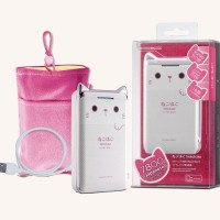 Powerbank Probox Nekohako 7800mah  Sanyo Battery-Black/White/Pink/Blue