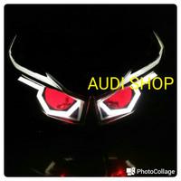 Headlamp/reflektor projector hid vario 150/125