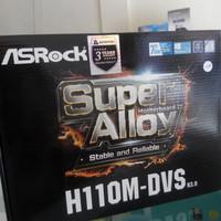 Motherboard ASRock H110M-DVS R3.0
