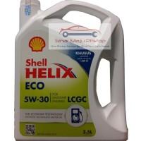 SHELL HELIX ECO SYNTHETIC 5W-30 ORIGINAL - Oli Mobil CITY CAR & LCGC