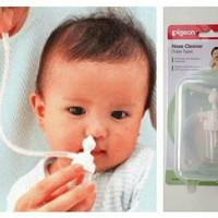 PIGEON Nose Cleanser Tube Nasal Aspirator Penghisap Ingus Bayi