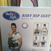 baby safe gendongan bayi Hip seat