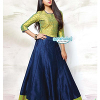 Import Senshukei 31C Kecil Baju Anak Kostum India Muslim Hijau Biru