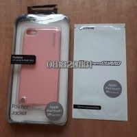 CAPDASE Polimor Jacket IPOD TOUCH 5TH Generation Pink Original + AG