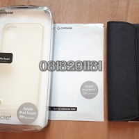 Capdase Soft Jacket IPOD TOUCH 5th Generation White Original+AG &Pouch