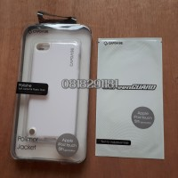 CAPDASE Polimor Jacket IPOD TOUCH 5TH Generation Original+Anti Gores