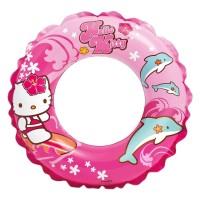 Ban Renang Bulat Gamba Hello Kitty