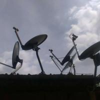 Antena Tv Satelit/Parabola mini/Ninmedia/Smv Tv/Transvision/Kvision
