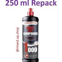 (250 ml repack) Menzerna Heavy Cut Compound 1000