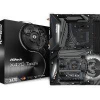 ASRock X470 Taichi AM4, AMD Promontory X470 DDR4 USB3.1 SATA3 Ryzen