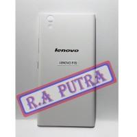 Kesing Lenovo P70 Putih Backdoor Back Cover Casing Tutup Belakang Ori