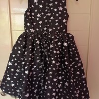 Dress anak cantik motif star H&M original branded