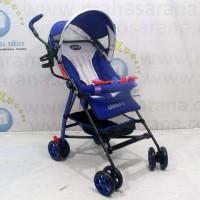 Grosir Pliko PK108 Adventure-2 New Born-3 Tahun Buggy Baby Stoller