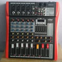 Mixer tum M-600 6chanel / mixer audio tum M-600 6chanel