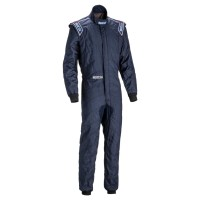 Baju Balap Mobil Sparco Superleggera Racing Suit Black Wearpack Hitam