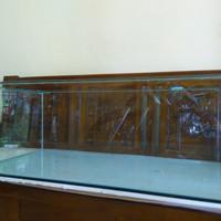 Aquarium akuarium custom 100x50x35 cm 100 x 50 x 35 kaca 8 10 mm