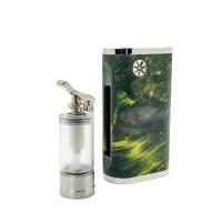 Asmodus Pumper Boxmod Squonk 18 Electrikal device Vapor