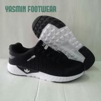 New Sepatu Golf Adidas Climacool Pria. Sepatu Sekolah Hitam Polos