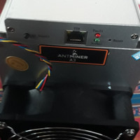 2x Antminer A3 Sia + hyperspace Mining Non PSU