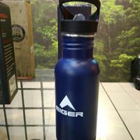 Botol Air Minum Eiger Canteen Water Bottle 500ML Navy
