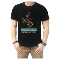 Kaos Distro Baju Tshirt Asian Games 2018 AG36