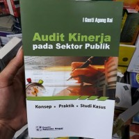 AUDIT KINERJA PADA SEKTOR PUBLIK I GUSTI AGUNG RAI REZKY