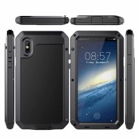 Shockproof Armour Case For iphone X 7plus 6 6s 8 Shield Back Cover Tou