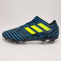 Sepatu Bola Premium Adidas Nemesiz 17+ Size 40 - 45 Blue Black