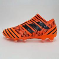 Sepatu Bola Premium Adidas Nemesiz 17+ Size 40 - 45 Orange