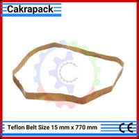 Teflon belt/Tali pita siler mesin band sealer 770