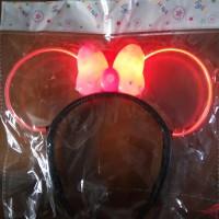 Bando Lampu Mini Mouse