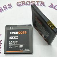 Baterai Battery Evercross Evercoss Cross A12B A5P A5P+ A53P A53B A35B - Hitam