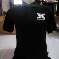 Kaos Polo/Kaos Kerah Shirt Electrohell