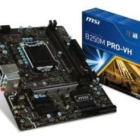 MSI B250M-PRO VH (LGA 1151,B250,DDR4)