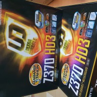 Gigabyte Z370 HD3 (LGA 1151,Z370,DDR4) Support Coffee Lake Gigabyte Z3